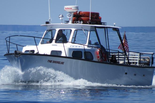 1972 Custom Built US Navy Patrol