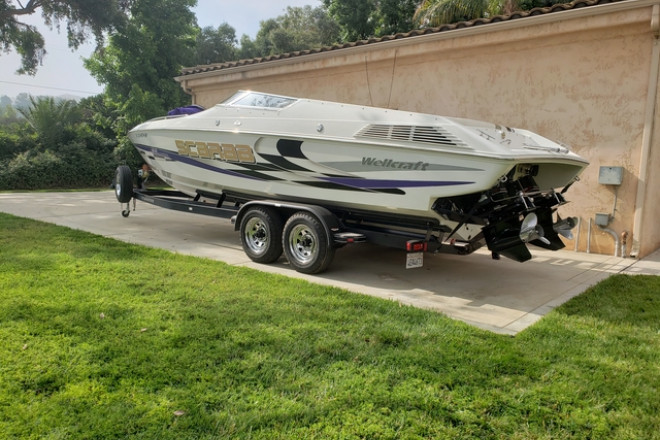 2002 Wellcraft Scarb Speed Yacht - For Sale at Redlands, CA 92375 - ID 212334