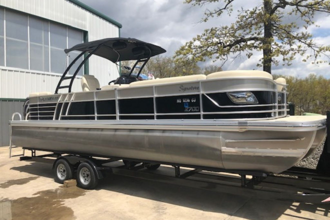 2018 Landau 2700 Signature Cruise - For Sale at Osage Beach, MO 65065 - ID 212346