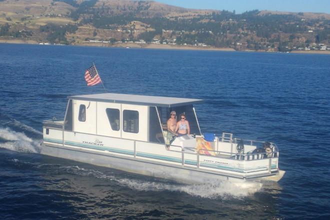 1994 Sun Tracker Party Cruiser