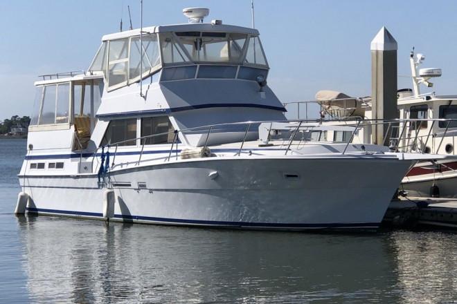 1987 Viking 44 Motoryacht