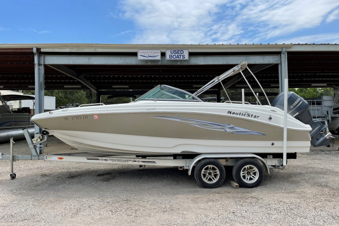 2014 Nautic Star 223 DC - For Sale at Leesville, SC 29070 - ID 212571