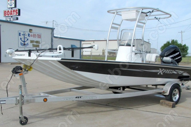 2009 Xpress HD 20 Bay Center console - For Sale at Oklahoma City, OK 73135 - ID 212634