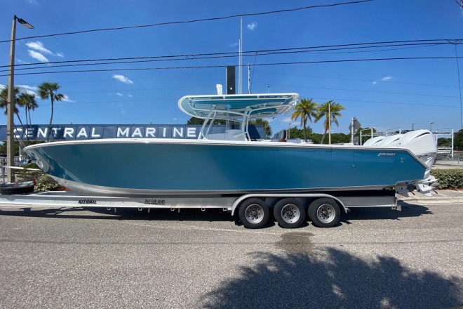 2021 Jupiter 38 HFS - For Sale at Saint Petersburg, FL 33710 - ID 212383