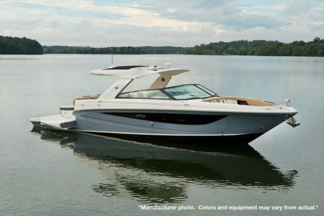 2021 Sea Ray 400SLX - For Sale at Winthrop Harbor, IL 60096 - ID 202733