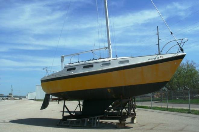 1974 Tanzer 28 - For Sale at Bay City, MI 48708 - ID 163508