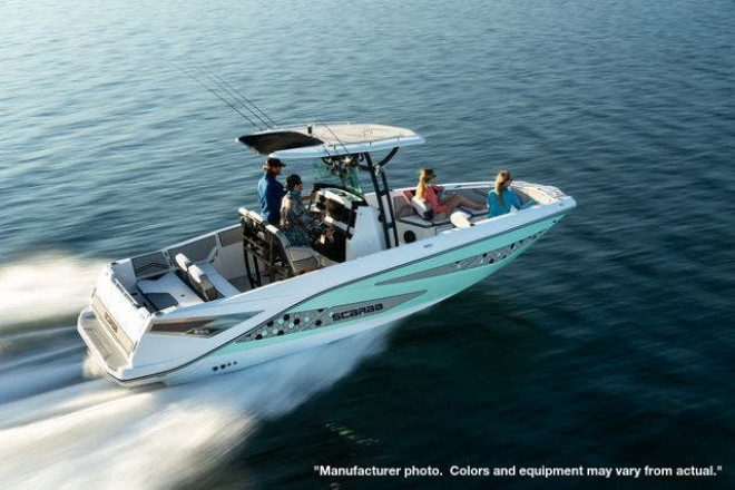 2021 Scarab 255OpenID - For Sale at Lakeside Marblehead, OH 43440 - ID 204747