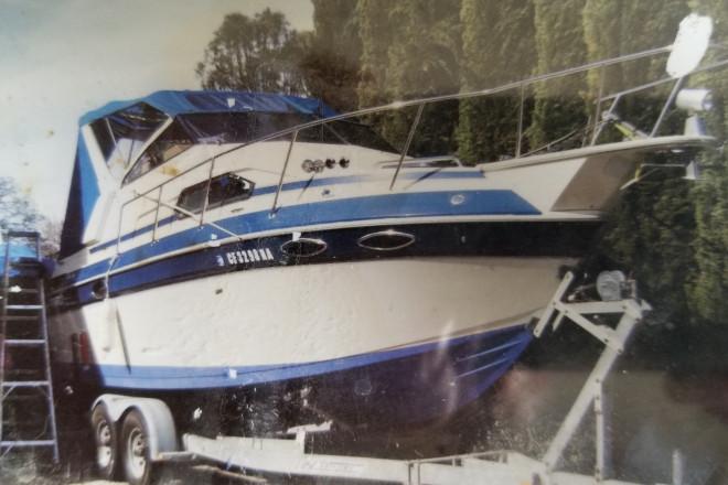 1989 Reinell Cuddy Cabin - For Sale at Auburn, CA 95603 - ID 212872