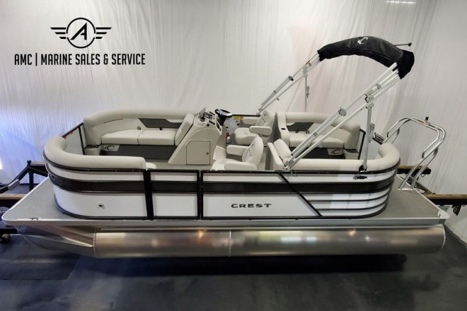 2021 Crest Classic LX 200 SLC - For Sale at Hamilton, IN 46742 - ID 195788