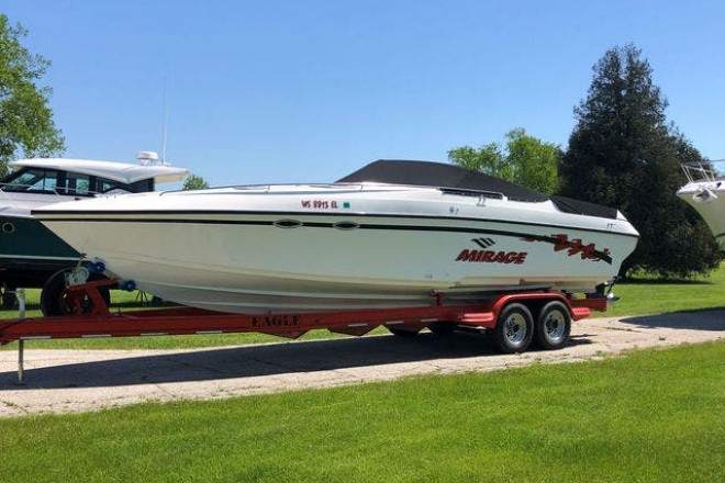 1998 Mirage 314 SZ - For Sale at Sturgeon Bay, WI 54235 - ID 191868