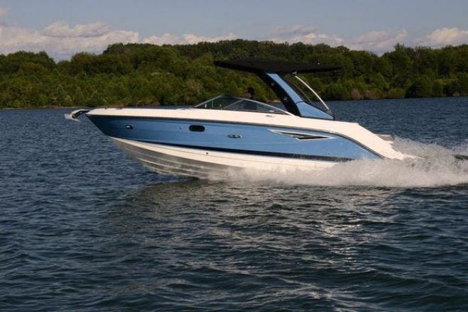 2021 Sea Ray 250SLX