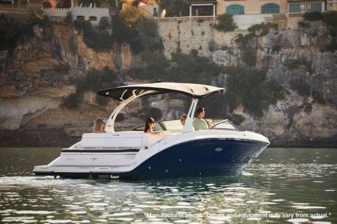 2021 Sea Ray 270SDX - For Sale at Oshkosh, WI 54904 - ID 201137