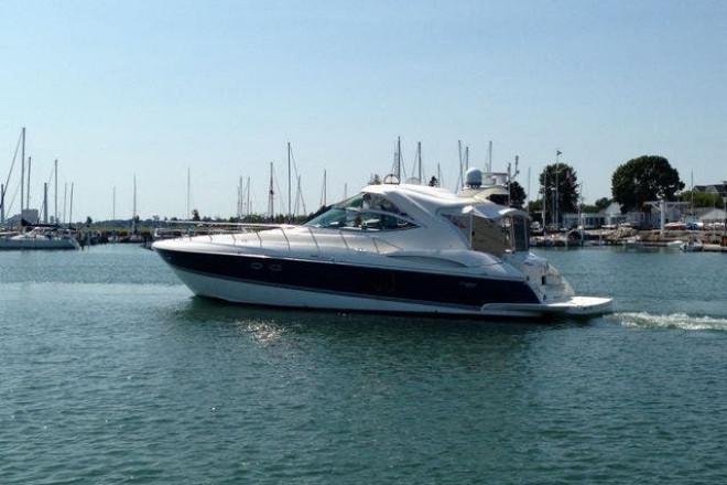 2005 Cruisers 520 EXP CRUISER