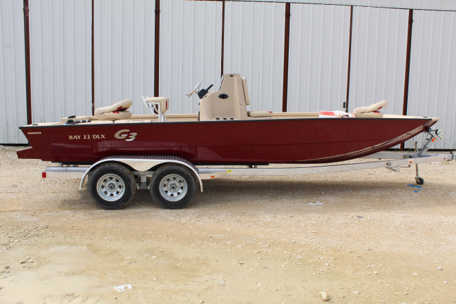 2021 G3 Boats Bay - For Sale at Kingston, OK 73439 - ID 211667