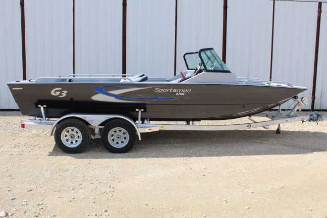 2021 G3 Boats Sportsman - For Sale at Kingston, OK 73439 - ID 212194