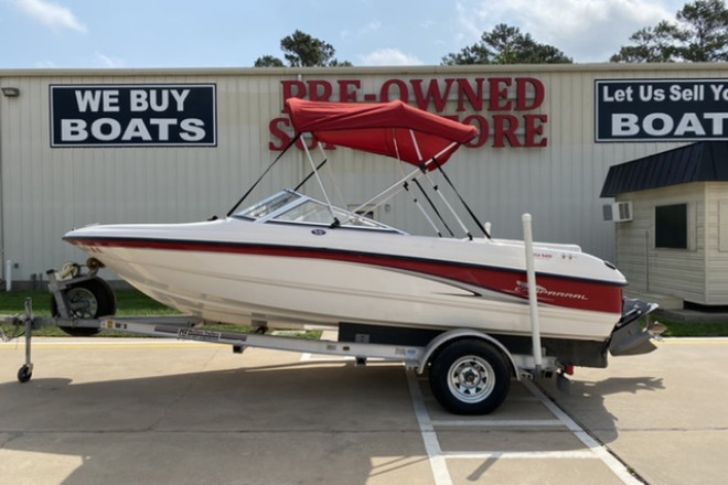 2002 Chaparral 180 SS - For Sale at Conroe, TX 77301 - ID 213001