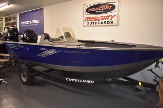 2020 Crestliner Fish Hawk