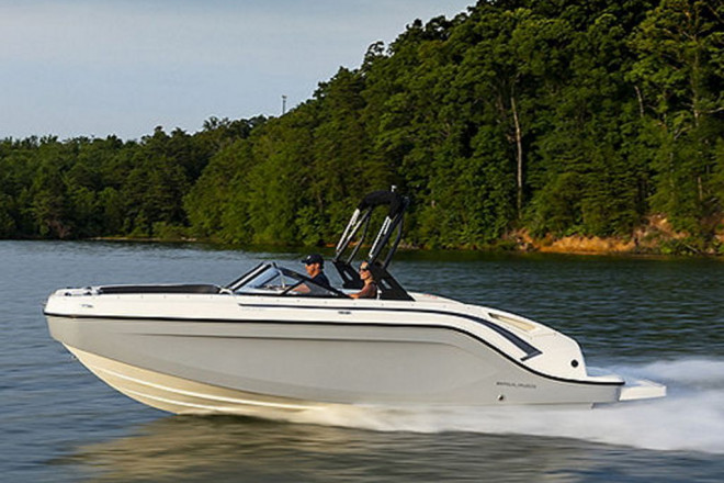 2021 Bayliner DX