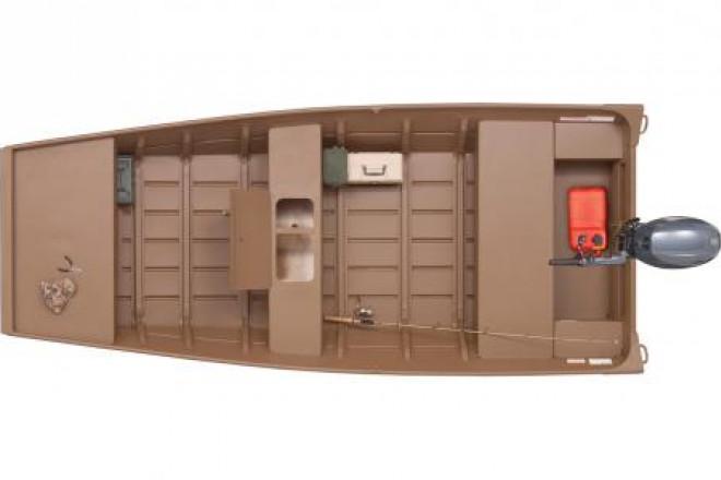 2021 G3 Boats Gator Tough Jon Series