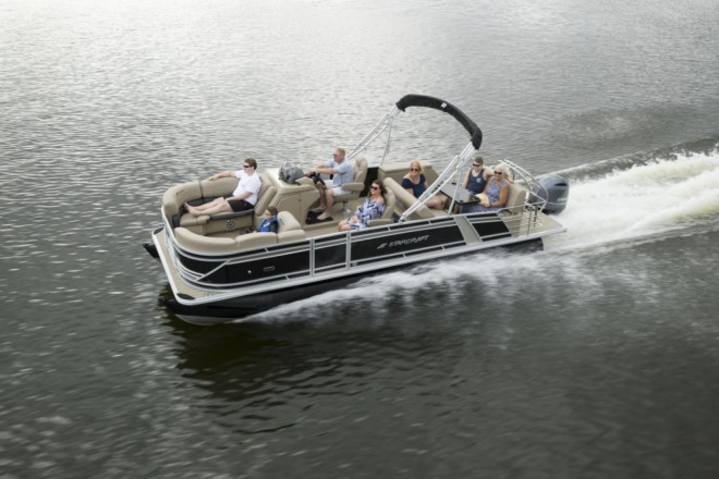 2021 Starcraft CX Pontoon