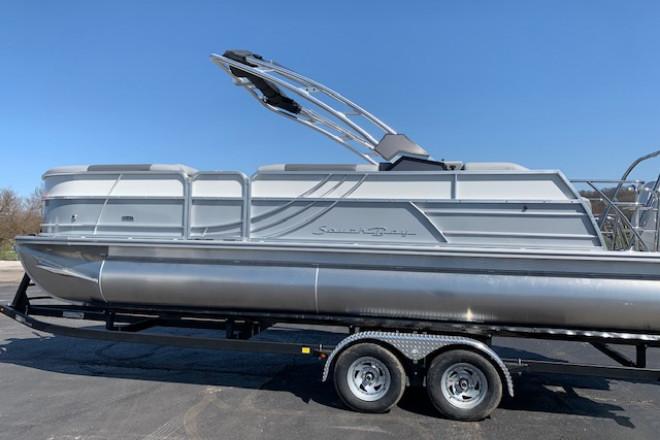 2021 South Bay 200 Series Pontoon Boats