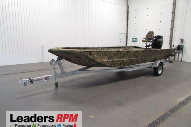 2021 Lowe 2070 RX WATERFOWL TILLER