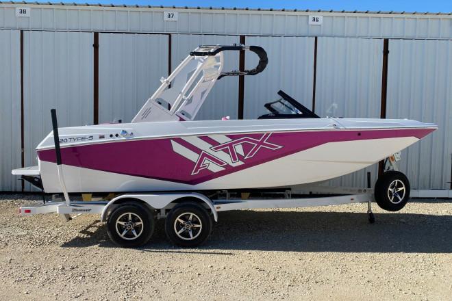2021 ATX Surf Boats ATX