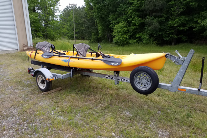 2010 Hobie Tandem Kayak