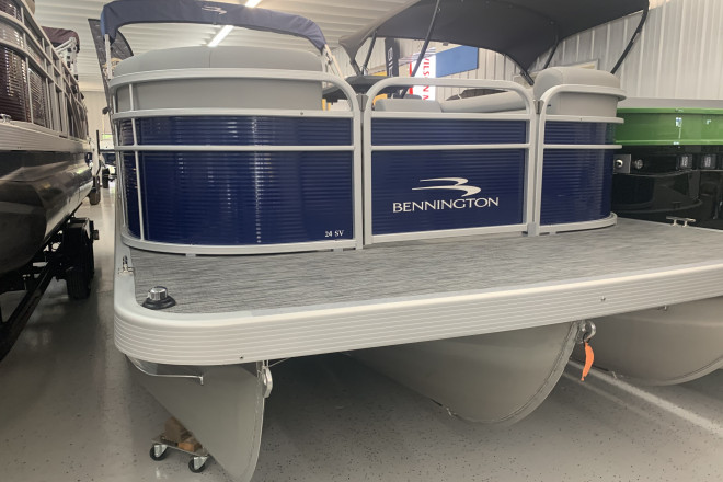 2021 Bennington 24 SVSR - For Sale at Brighton, MI 48114 - ID 211083