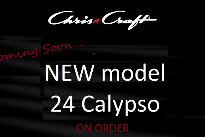 2021 Chris Craft 24 CALYPSO