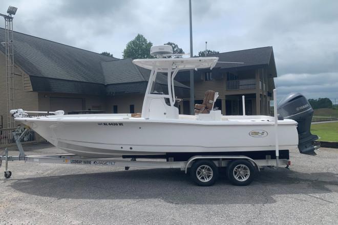 2020 Sea Hunt 25 BX BR