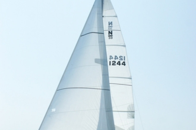1984 Capital Newport 30 Mark III