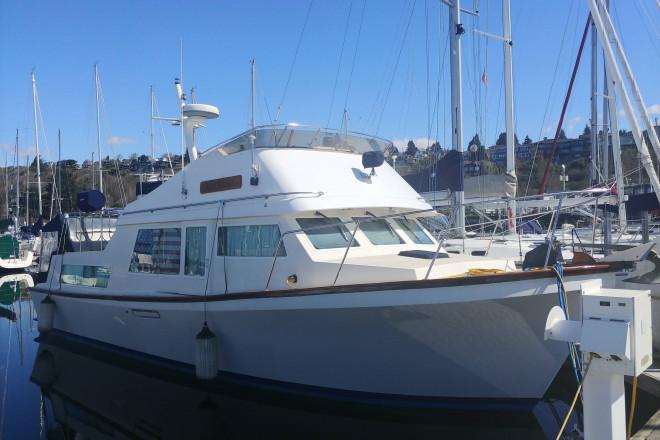 1980 Custom Built Sea Horse Trawler
