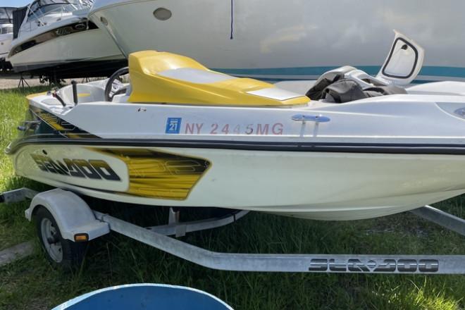 2008 Sea Doo Speedster
