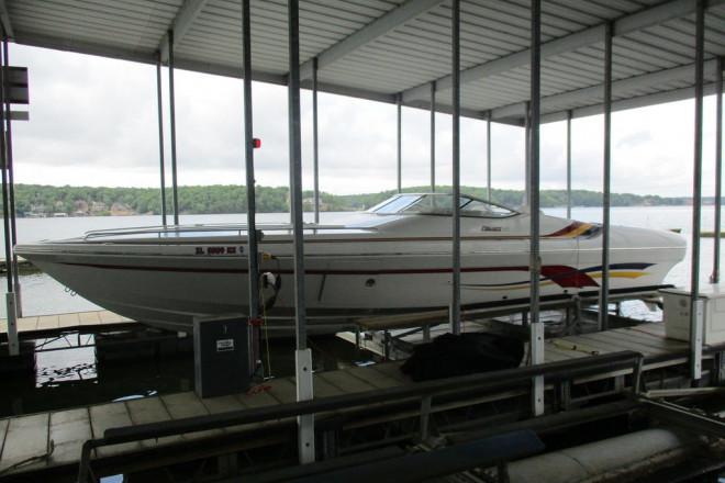 2006 Hallett 335