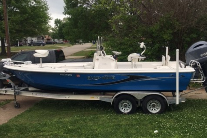 2016 Blue Wave 2200 Pure Bay