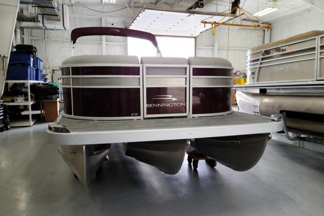2021 Bennington 25 SSRXSG