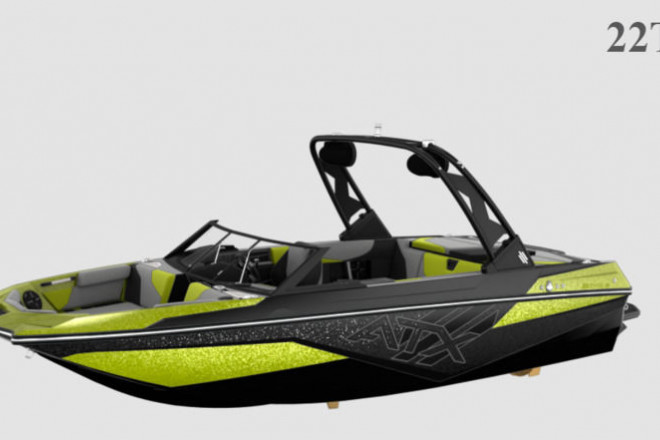 2022 ATX Surf Boats 22 TYPE-S
