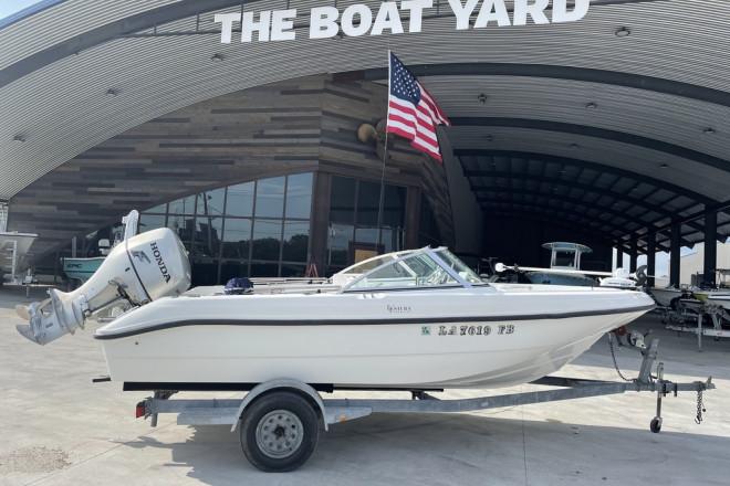 2000 Boston Whaler 180