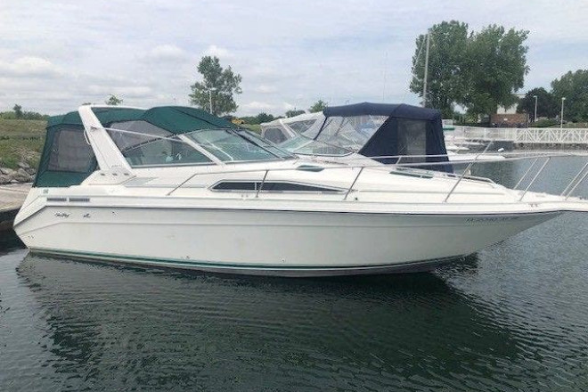 1990 Sea Ray 270DA