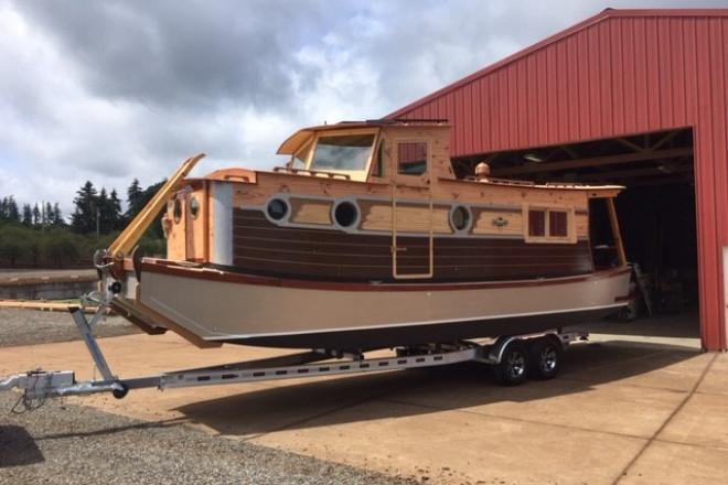 2018 Custom Built Waterwoody Houseboat