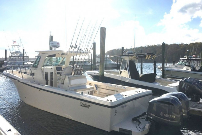 2016 Other 289 Outboard