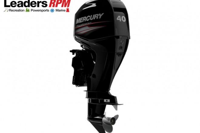 2020 Mercury 40 hp 4-stroke EFI