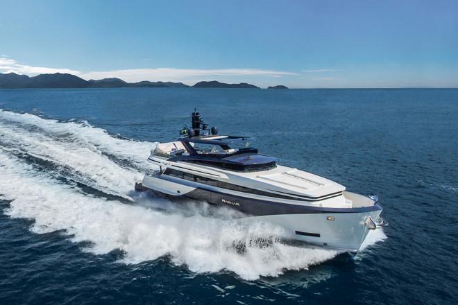 2020 Custom Built  MCP Yachts THD 92.5