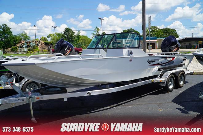 2021 G3 Boats SPORTSMAN 2400 TFC