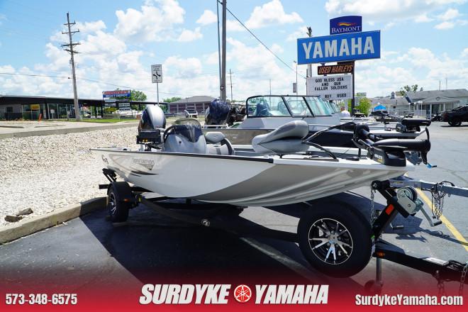 2021 G3 Boats SPORTSMAN 1710SC VNL