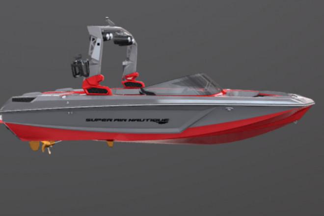 2022 Nautique Super Air Nautique GS22