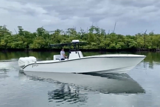 2015 Yellowfin 34 Offshore