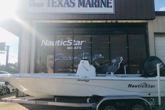 2021 Nautic Star 215 XSBS TE150