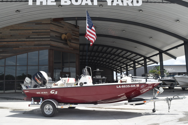 2019 G3 Boats 18 Bay DLX
